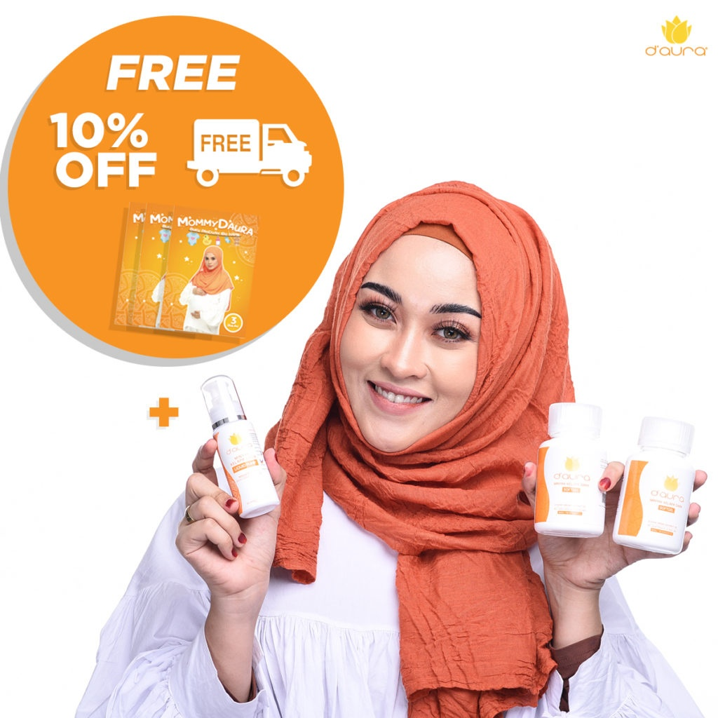 D'Aura SOFTGEL BUY 2 GET FREE