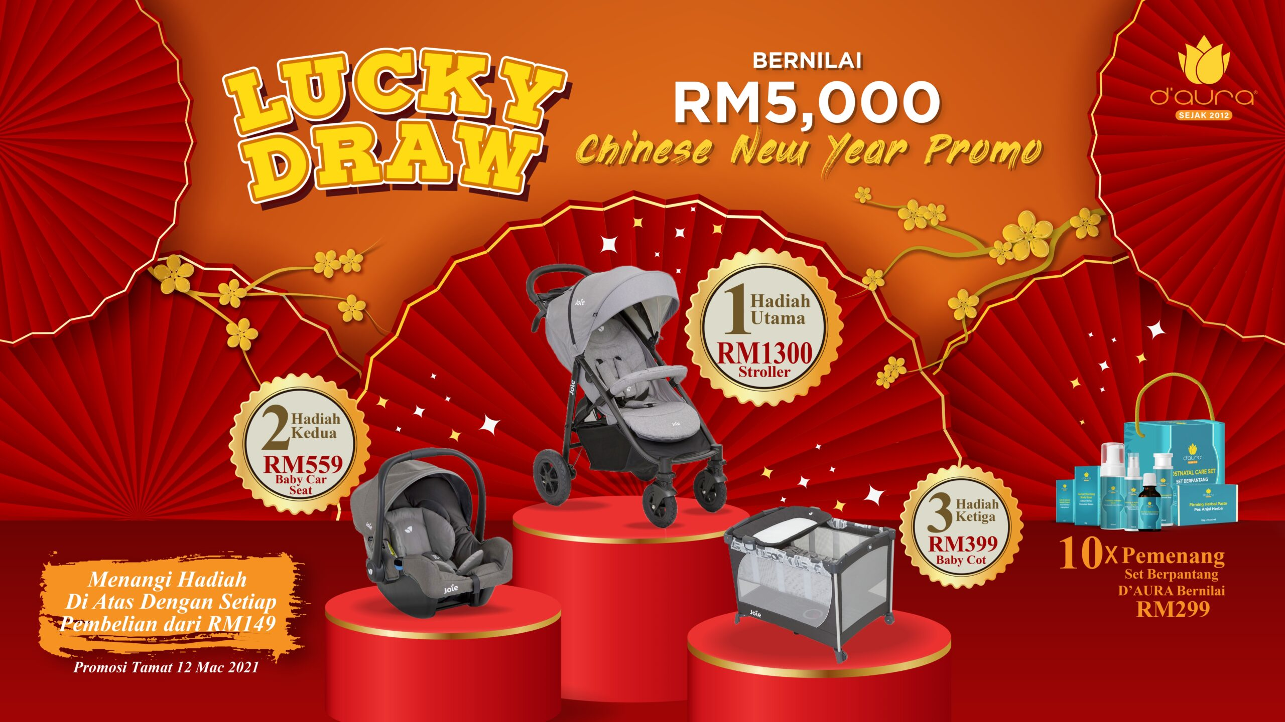 D'Aura Website Page Lucky Draw scaled