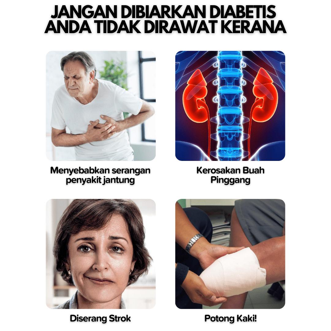 D'Aura LP Diabetis 1